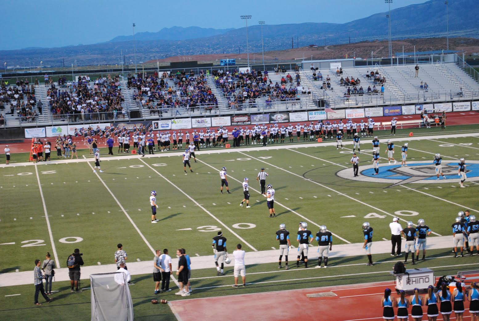 ASK Scholars Attend Local High School Football Games | ASK Catalyst