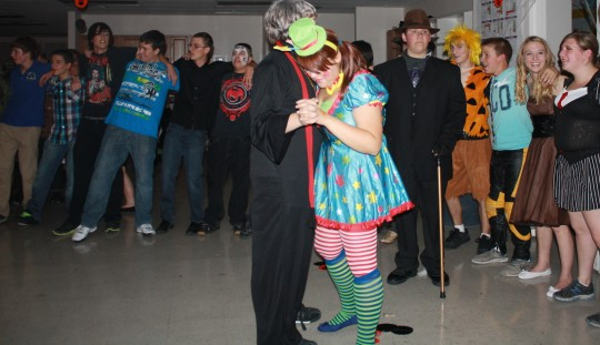 Photo by The Catalyst. This Friday's Halloween Dance will be held in the Commons. The last Halloween-themed dance held at ASK was four years ago.
