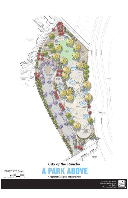 Photo courtesy of aparkabove.com Map of A Park Above
