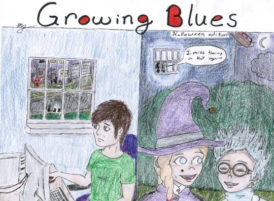 growing blues pc