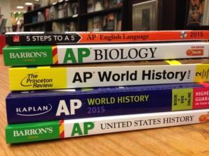 AP-Prep-Books